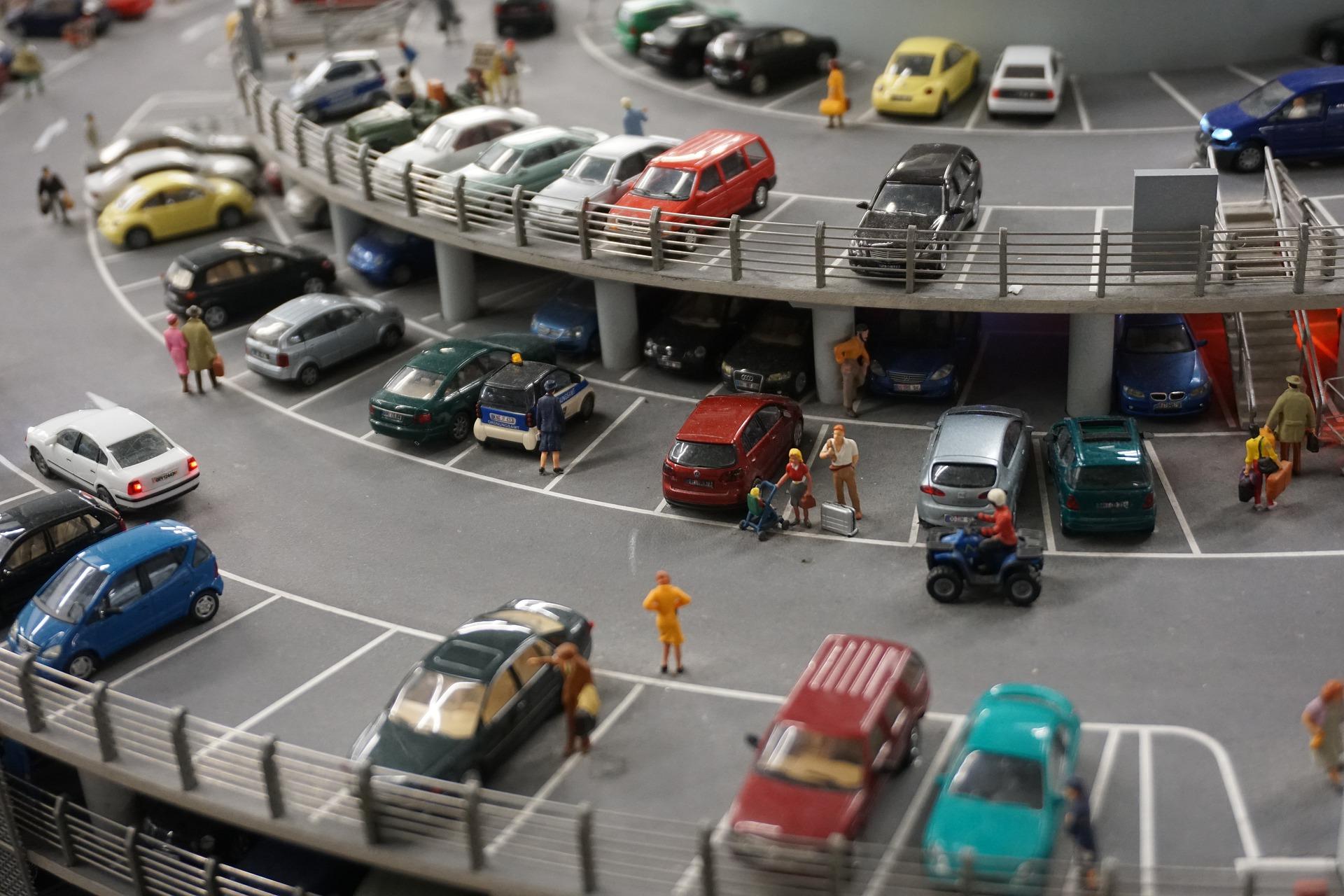 ケルン・ボン空港を利用する時にオススメの無料駐車場(Park and Ride, P+R)