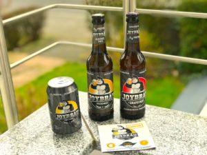デュッセルドルフで買えるドイツのお土産【2020年/変わり種編】日本でも話題のプロテインビール「JoyBräu(ジョイブロイ)」